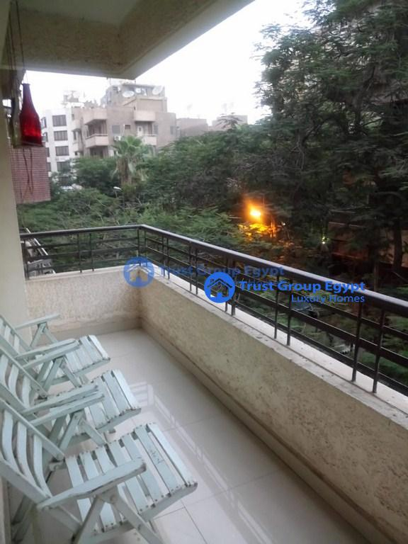 very nice apartment for sale in maadi degla
