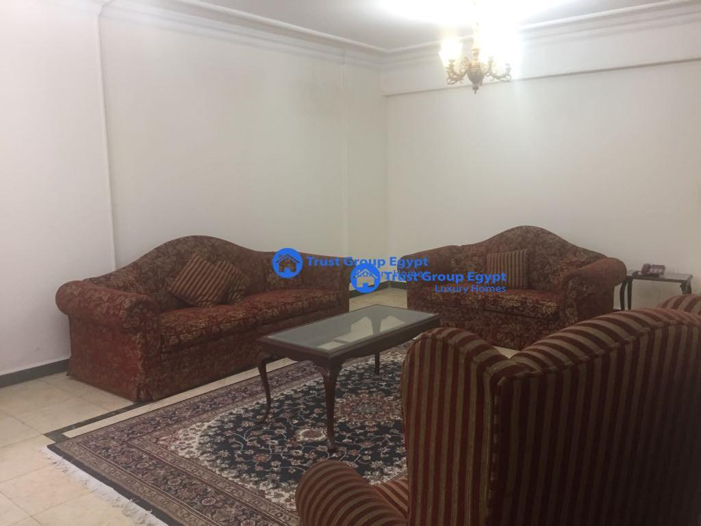 very nice apartment for rent in maadi degla