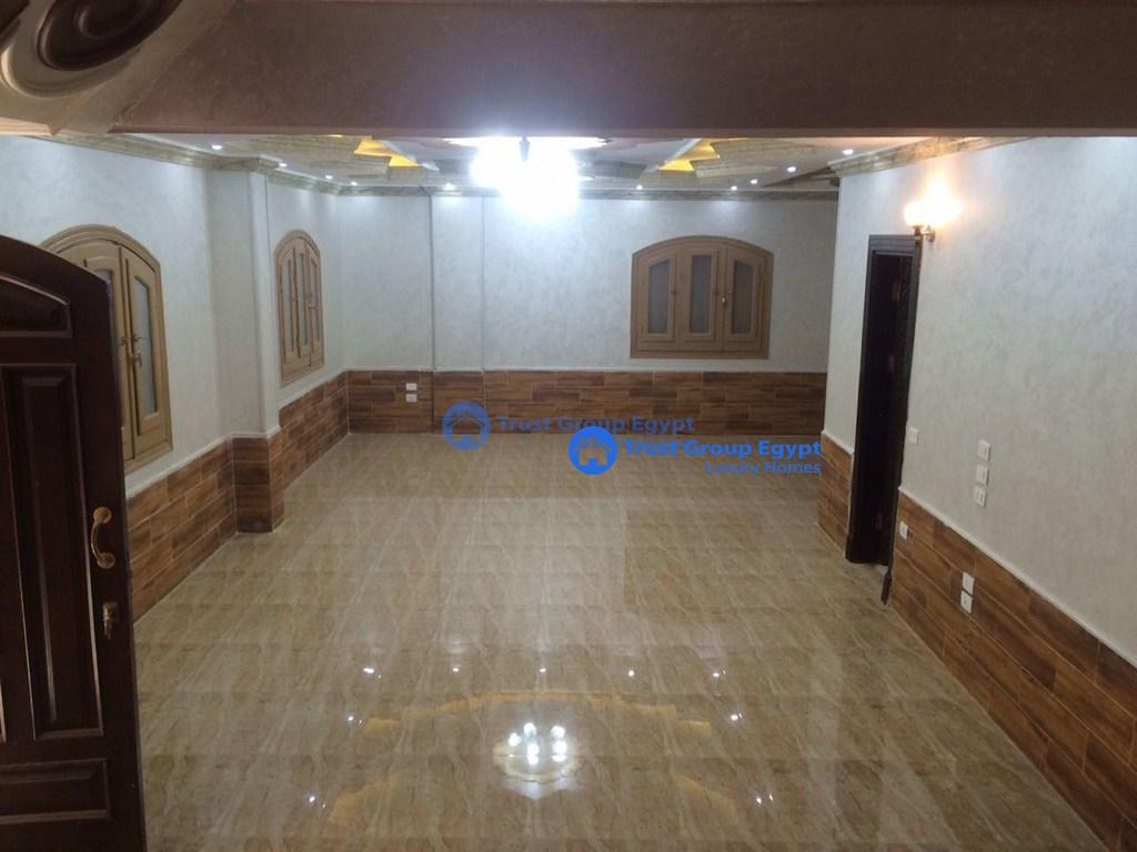 ultra modern duplex  for rent in new cairo