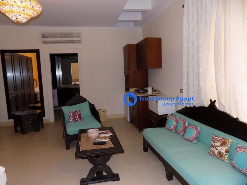 very nice studio for rent in maadi saryaat