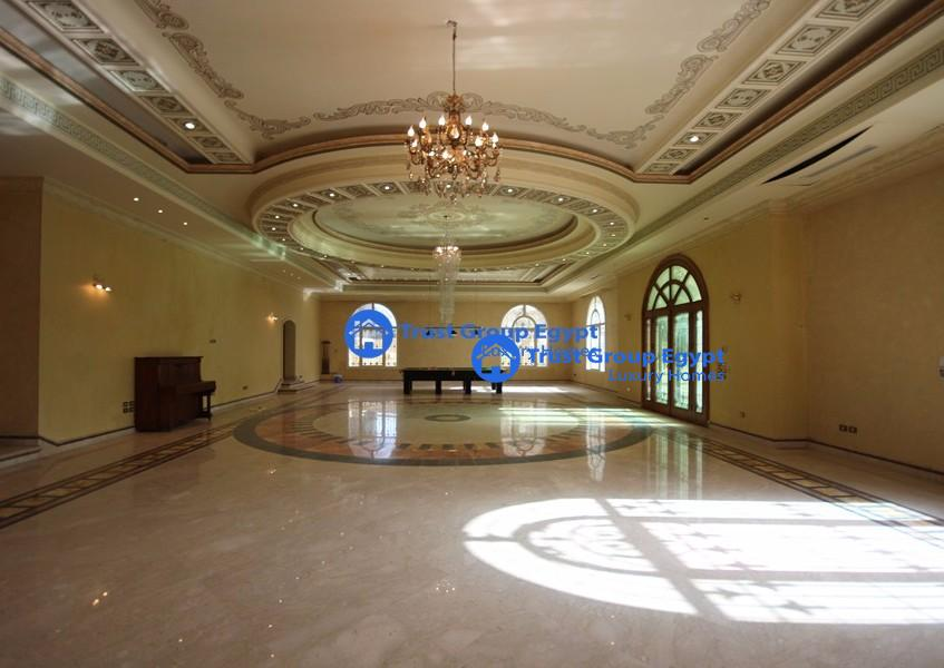brand new building for rent in new cairo