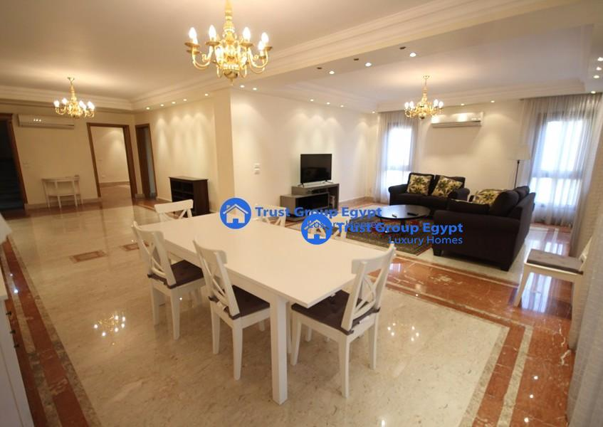 - new furnished apartment for rent in quiet location maadi saryaat