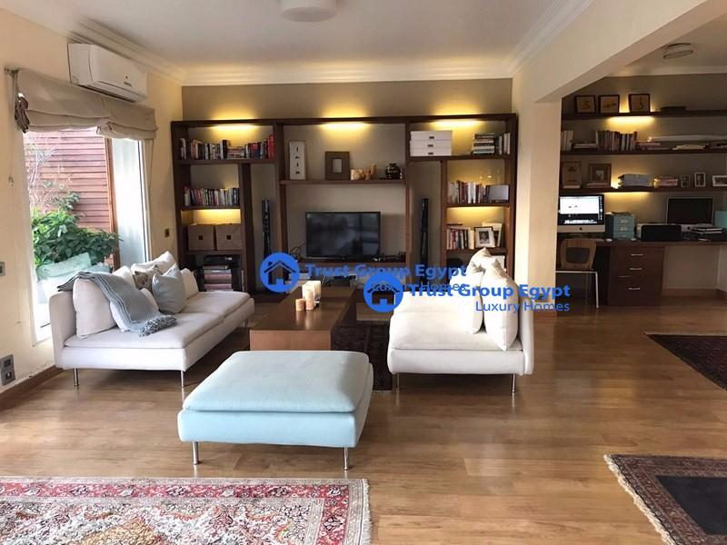 extremely modern lovely  PENT HOUSE  for rent in maadi degla