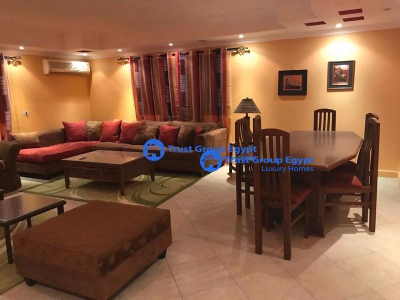 attractive price very good chance apartment for rent in maadi saryaat