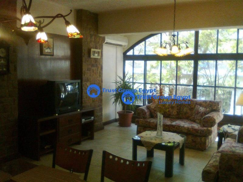 Excellent chance with attractive price apartment for rent in maadi degla