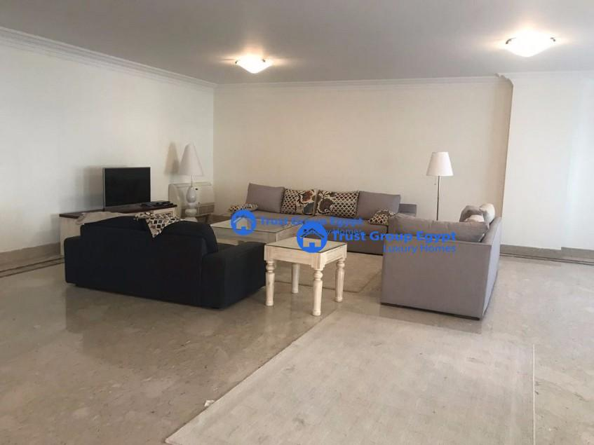 modern amazing apartment for rent in maadi degla