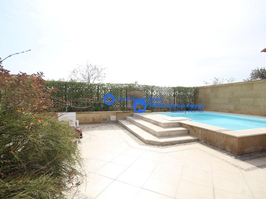 Best opportunity available in maadi degla apartment for rent with private swimming pool